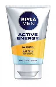 NIVEA MEN Żel do mycia twarzy ACTIVE ENERGY 100ml