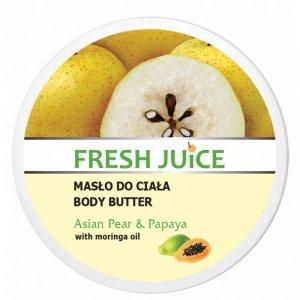 Fresh Juice Masło do ciała Asian Pear & Papaya  225ml