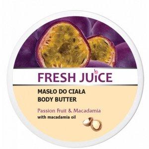 Fresh Juice Masło do ciała Passion Fruit  & Macadamia  225ml