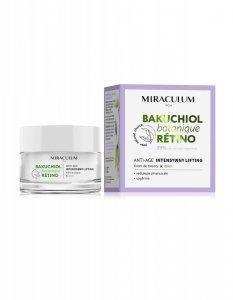 Miraculum Bakuchiol Botanique Retino Krem na dzień - intensywny lifting 50ml