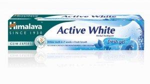 Himalaya Herbals Pasta-żel do zębów Active White  75ml