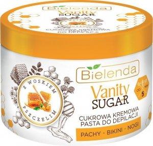 Bielenda Vanity Sugar Cukrowa Kremowa Pasta do depilacji - bikini,pachy,nogi 100g