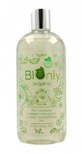 BIOnly Organic Płyn micelarny z olejkiem eterycznym z Szałwii Muszkatołowej 3w1  500ml