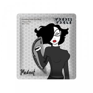 MEDIECT Mask Wonder Woman Hydrating Silver Face  30ml.