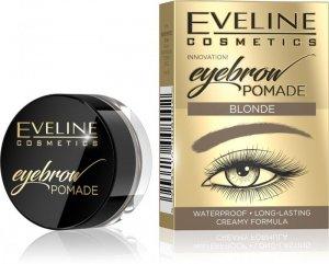 Eveline Eyebrow Pomade Pomada do brwi Blonde 1szt