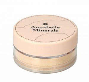 Annabelle Minerals Podkład mineralny rozświetlający Golden Fairest  4g - new