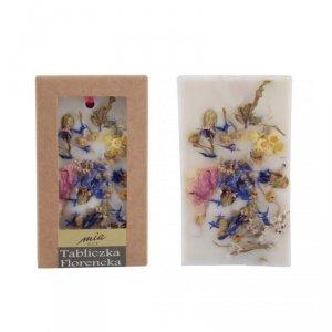MIA BOX Tabliczka Florencka Kwiaty 40g