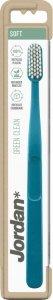 Jordan Green Clean Szczoteczka do zębów - soft (mix kolorów) 1szt