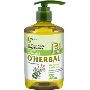 O'Herbal Żel pod prysznic orzeźwiający Werbena  750ml