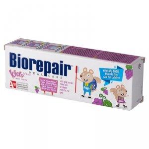 Biorepair Oral Care Pasta do zębów Kids-Winogron 0-6  50ml