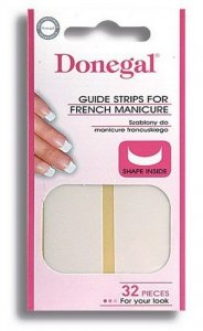 DONEGAL SZABLONY DO FRENCH MANICURE (9577)