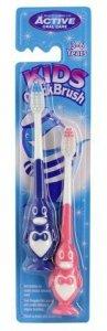Beauty Formulas Active Oral Care Szczoteczka Kids Quick (3-6 lat) mix kolorów 1op.-2szt