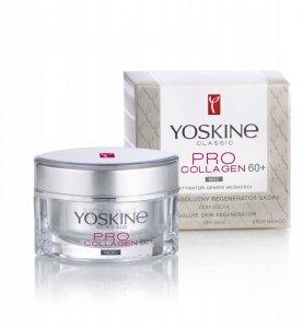 Yoskine Classic Pro Collagen 60+ Krem na noc  50ml