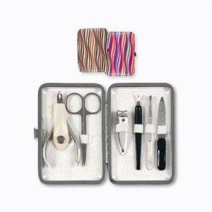 Top Choice Komplet do manicure i pedicure - 6 elementów  (79689)  1 op.