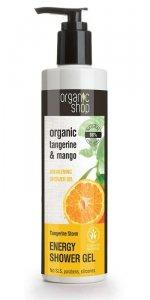 Organic Shop Żel pod prysznic Energetyczny Mandarynkowa Burza
