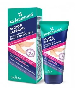 Farmona Nivelazione Stopy Regulator pocenia do stóp Bloker Zapachu  75ml
