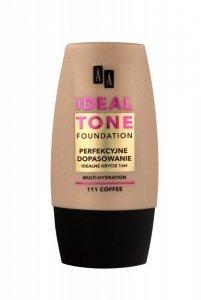 AA Make Up Ideal Tone Podkład Perfekcyjne Dopasowanie nr 111 coffee  30ml