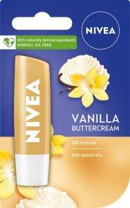 Nivea Lip Care Pomadka ochronna VANILLA BUTTERCREAM  4.8g