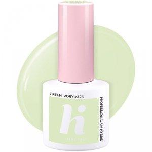 Hi Hybrid Lakier hybrydowy nr 325 Green Ivory  5ml