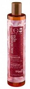 EOLaboratorie Macadamia Spa Szampon odżywczy do włosów cienkich i łamliwych  250ml