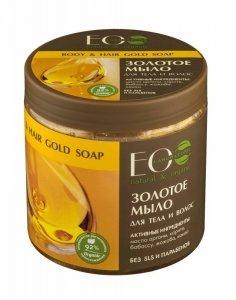 EOLaboratorie Body & Hair Soap Marokańskie złote mydło do ciała i włosów  450ml