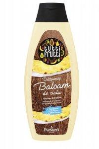 Farmona Tutti Frutti Balsam do ciała odżywczy Ananas & Kokos  425ml