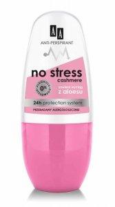 AA Dezodorant roll-on No Stress Cashmere  50ml