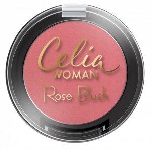 Celia Woman Róż do policzków Rose Blush nr 03  2.5g