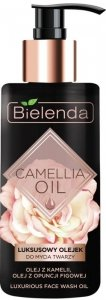 Bielenda Camellia Oil Luksusowy Olejek do mycia twarzy  140ml