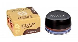 Ingrid Eyebrow Pomade Pomada do stylizacji brwi nr 200 Brown  5g