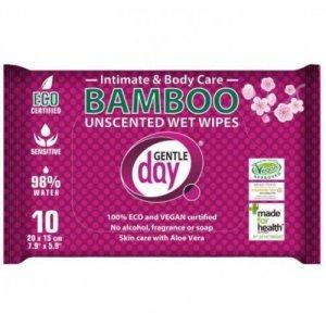 Gentle Day Chusteczki Do Higieny Intymnej 10Szt