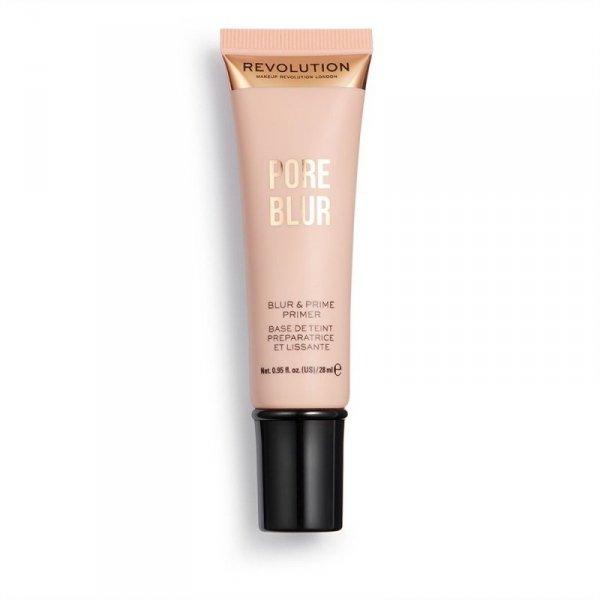 Makeup Revolution Baza pod makijaż Blur & Prime Pore Blur Primer, 28 ml