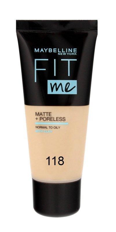 Maybelline Fit Me! Podkład matujący nr 118 Nude  30ml