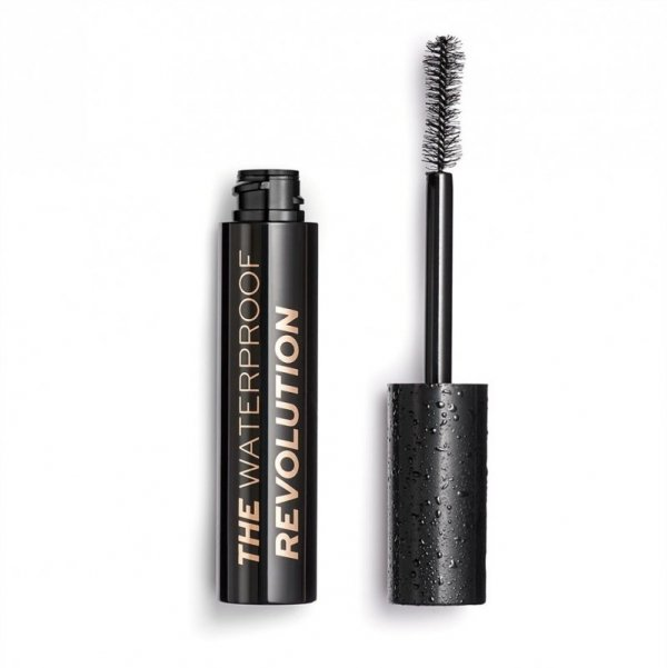 Makeup Revolution Maskara do rzęs The Waterproof Mascara, 1 szt.