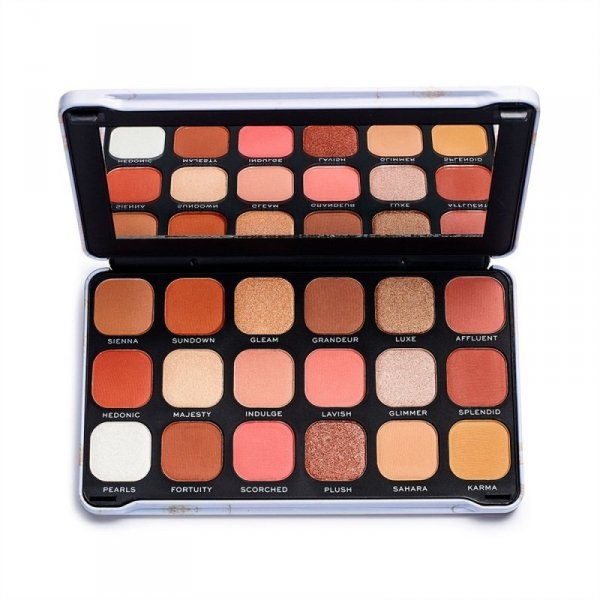 Makeup Revolution Paleta cieni do powiek Forever Flawless Decadent 1szt