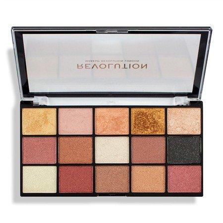 Makeup Revolution Paleta cieni do powiek Reloaded Affection 1szt