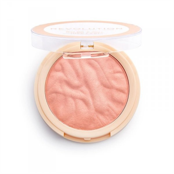 Makeup Revolution Blusher Reloaded Róż do policzków Peaches & Cream 7.5g