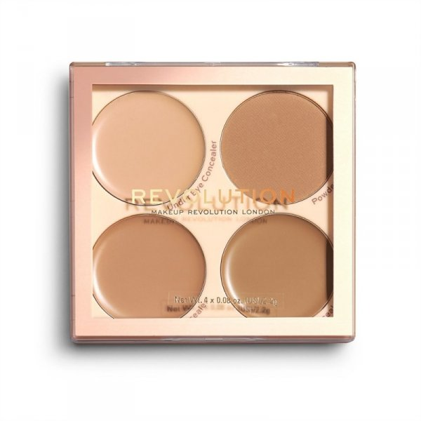 REVOLUTION Matte Base Concealer Kit C9-12