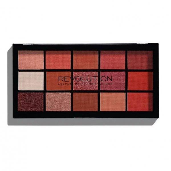 Makeup Revolution Paleta cieni do powiek Reloaded Newtrals 2 1szt