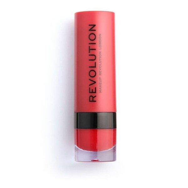 Makeup Revolution Cherry 132 Pomadka do ust w sztyfcie Matte  1szt