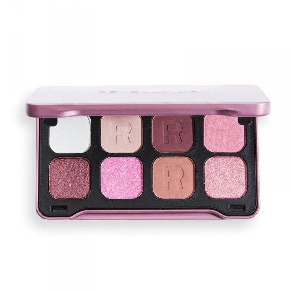 Makeup Revolution Forever Flawless Dynamic Paletka cieni do powiek Ambient (8) - mini 1szt