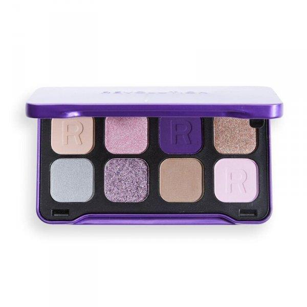 Makeup Revolution Forever Flawless Dynamic Paletka cieni do powiek Mesmerized (8) - mini 1szt