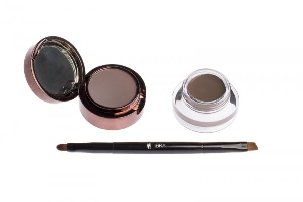 IBRA Eyebrow Pomade & Powder Pomada i cień do brwi Blonde  7g