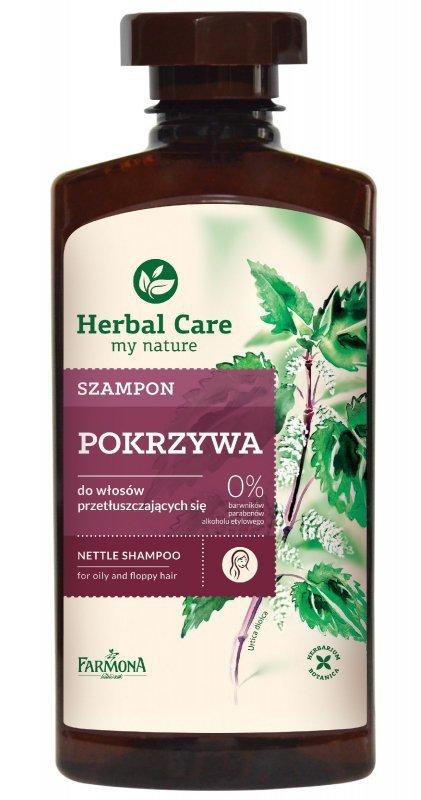 Farmona Herbal Care Szampon Pokrzywa  330ml