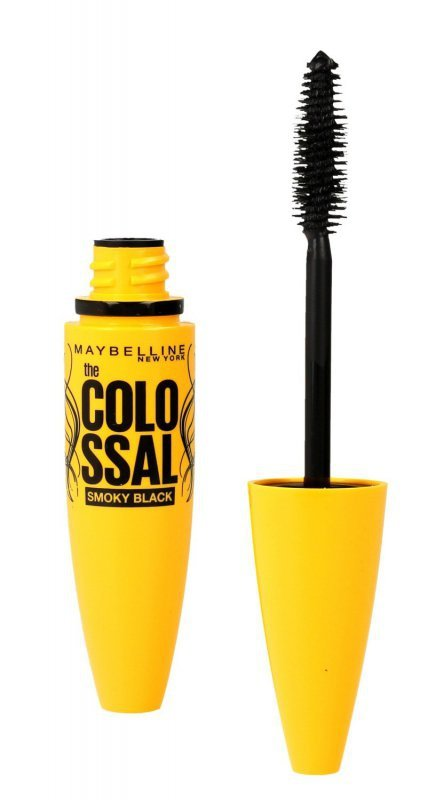 Maybelline Mascara Colossal Smoky Eyes czarna 10.7ml