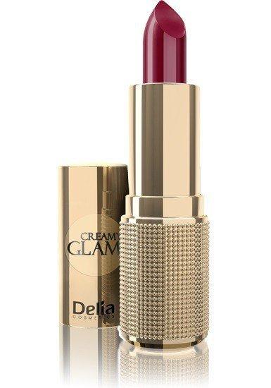 Delia Cosmetics Creamy Glam Pomadka do ust nr 120  4g