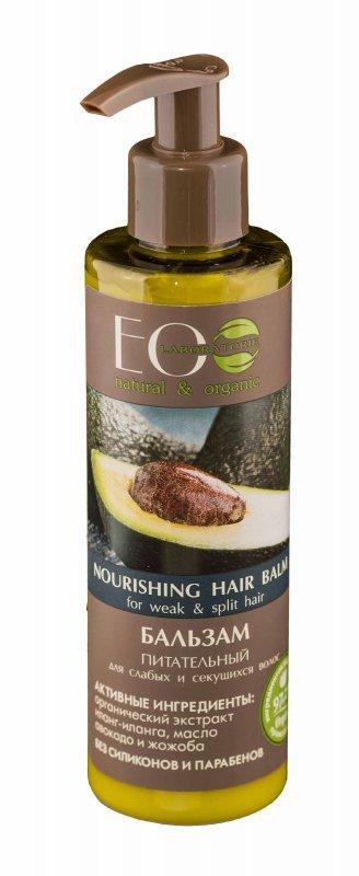 EOLaboratorie Hair Balm Balsam odżywczy do włosów osłabionych i łamliwych  200ml