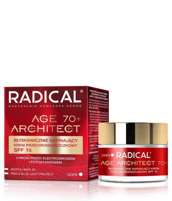 Farmona Radical Age Architect 70+ Błyskawicznie napinający Krem przeciwzmarszczkowy na dzień  50ml