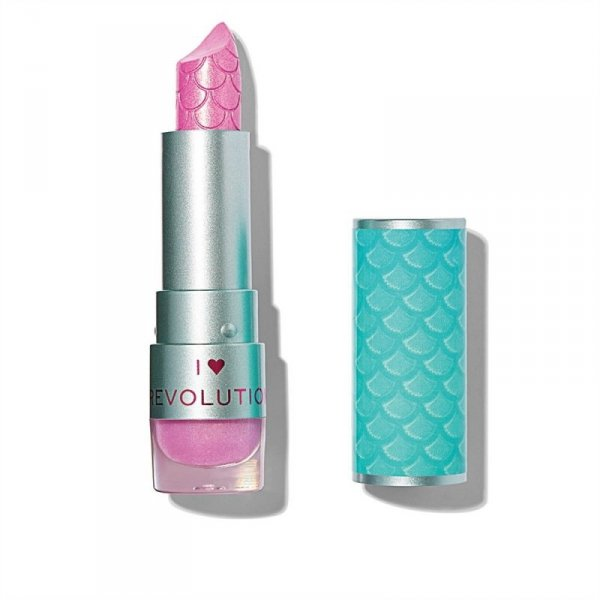 I Heart Revolution Mystical Mermaids Lipstick Pomadka do ust Neptune's Nemesis  1szt