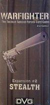 Warfighter Modern - Expansion #02 Stealth 2nd Edition